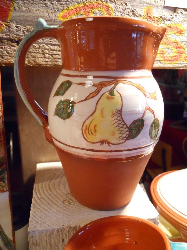 Ceramic Pitcher - Functional Elegant SaltSpring Gifts